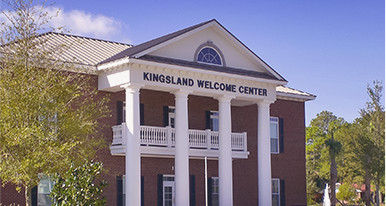 Kingsland Welcome Center